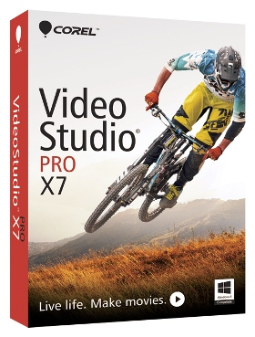 Corel VideoStudio Pro � Ultimate X7