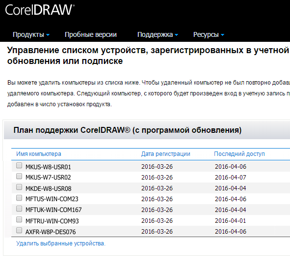 CDGS-admin-console-installation-management-screenshot_RU.PNG